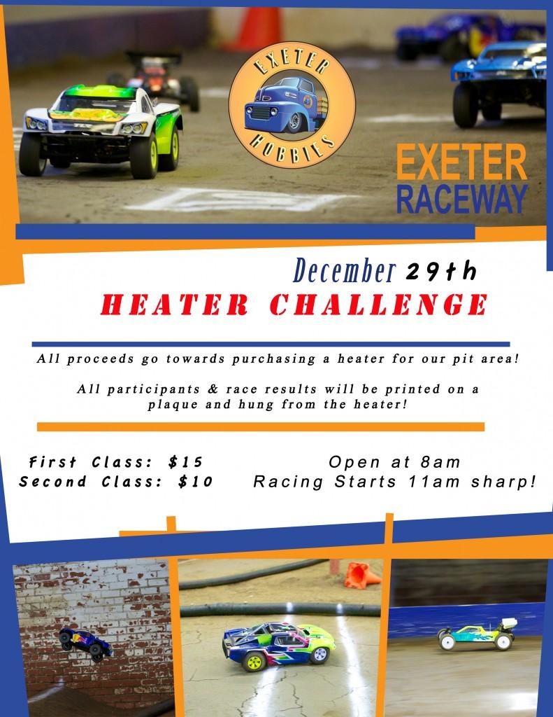 heater challenge